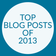 top blog posts 2013
