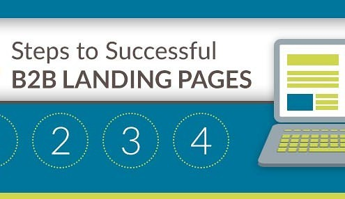 4 steps successful b2b landing pages
